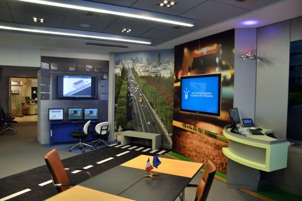 Design salles, matériel audiovisuel