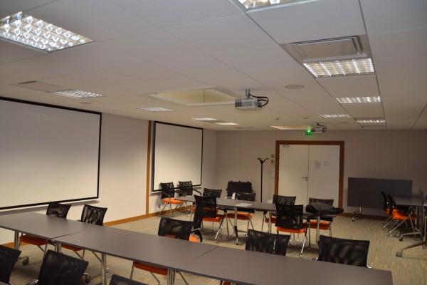 Salles de réunions SBM Offshores