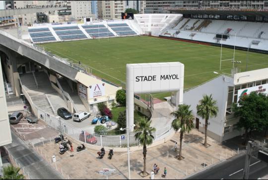Ecrans géants Stade Mayol